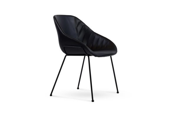Zac Dining Chair Black