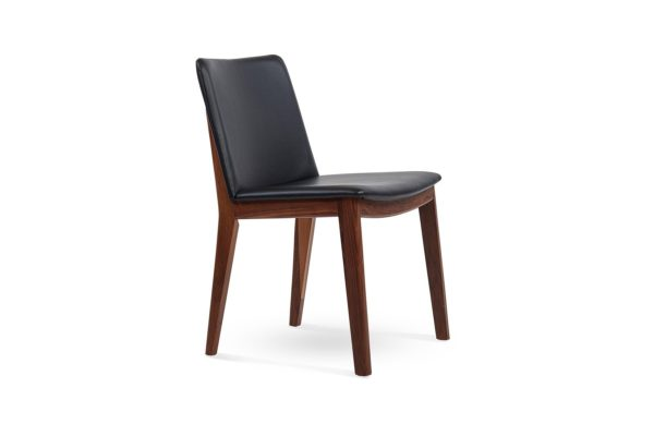 Siglo Dining Chair Black