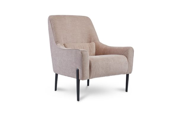 Bella Occasional Chair Pastel Pink