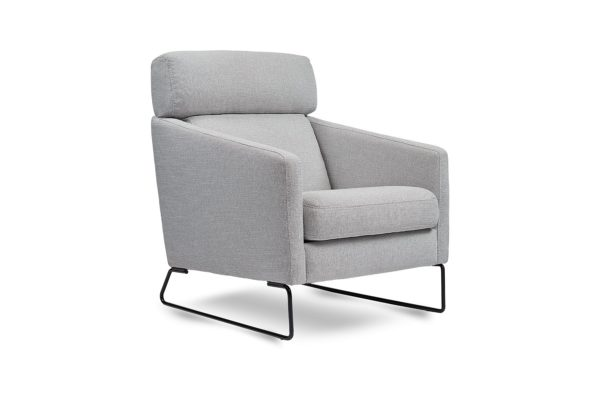 Lana Occasional Chair Grey