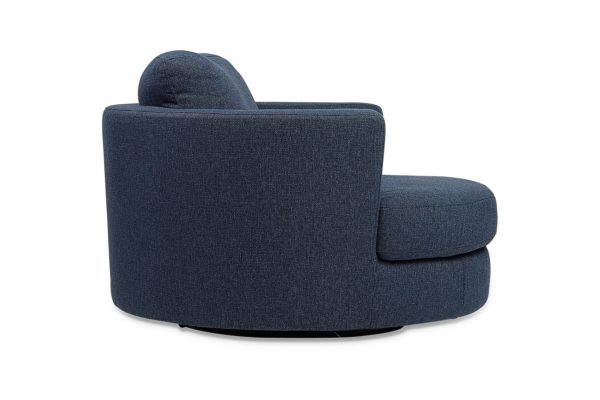 Mandalay Occasional Chair Mission Denim
