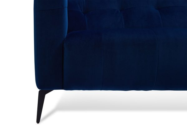 Aria 2+3 Seat Velvet Lounge Set