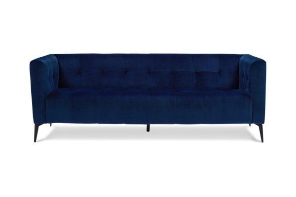 Aria 3+2 Seat Velvet Lounge Set