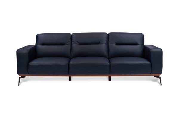 Jessie 3+2 Seat Leather Lounge Set
