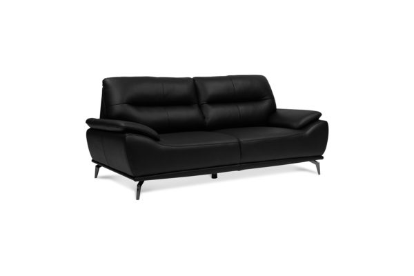 Finlay 3 Seat Leather Lounge