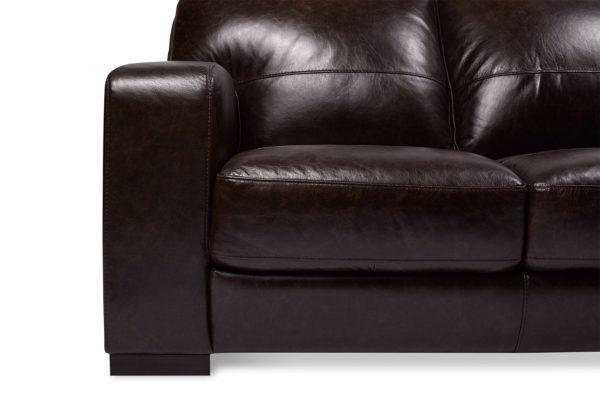 Dakota 2+3 Seat Leather Lounge Set