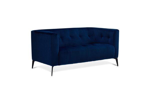 Aria Velvet 2 Seat Lounge