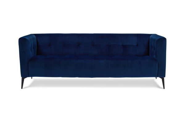 Aria Velvet 3 Seat Lounge