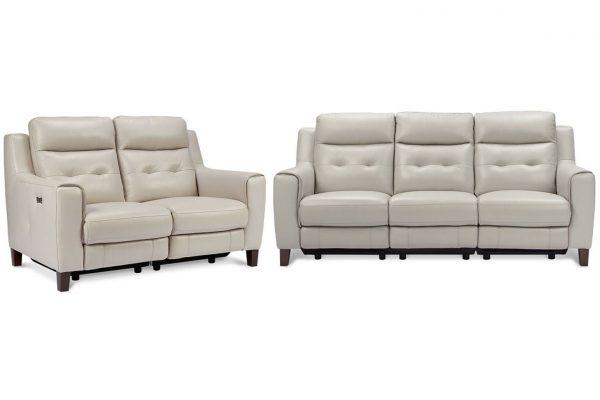 Columbo 2 & 3 Seat Recliner Lounge Set