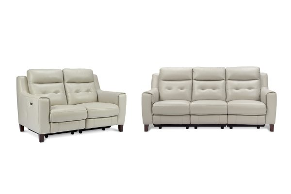 Columbo 2 & 3 Seat Recliner Lounge Set