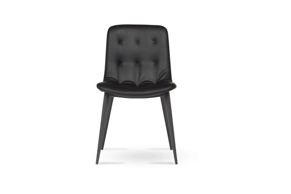 Sega Dining Chair Mustang Black