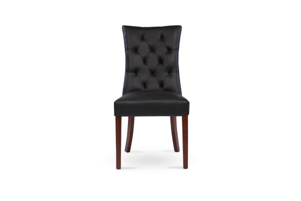 Zara Straight Back Dining Chair