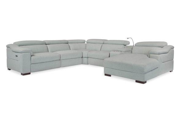 Monica Corner Recliner Chaise Lounge