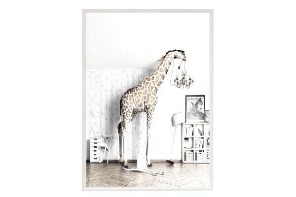 Ceiling Giraffe
