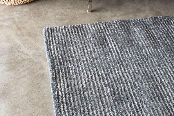 Kensington Charcoal Floor Rug