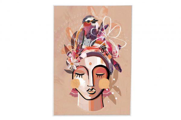Roseate Parrot