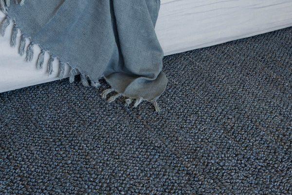 Te Oka Indigo Floor Rug