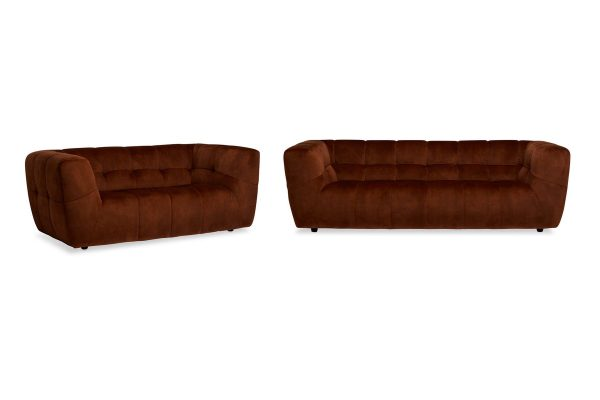 Cloud 2 & 3 Seat Lounge Set