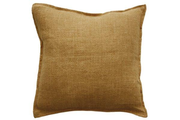 Flaxmill Nutmeg Cushion
