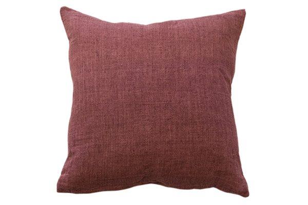 Indira Red Clay Cushion