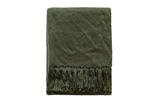 Rhapsody Khaki Throw