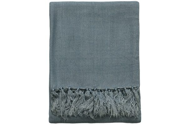 Odelle Storm Blue Throw