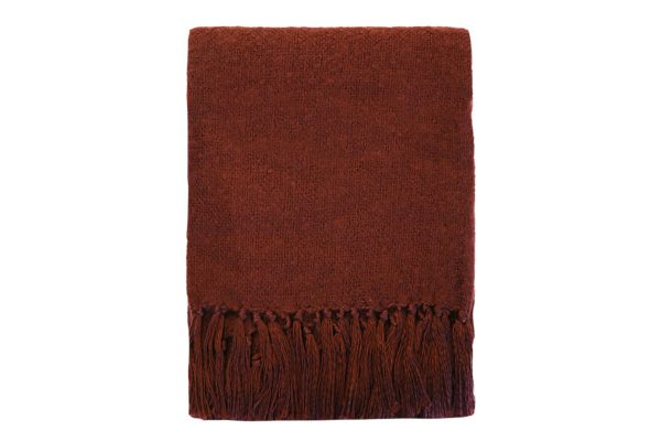 Rhapsody Shiraz Throw