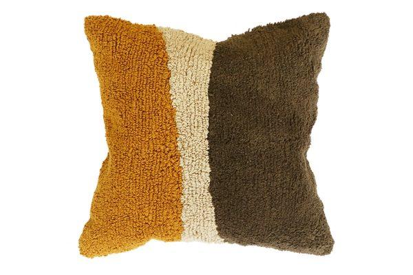 Lagos Olive Cushion