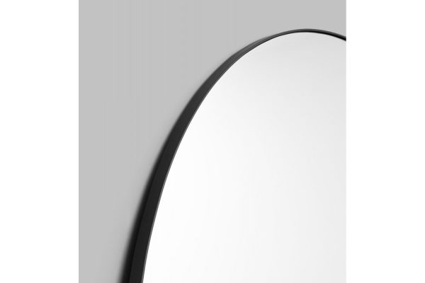 Bjorn Arch Oversized Mirror Black