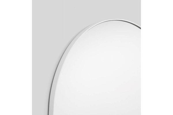 Bjorn Arch Oversized Mirror White