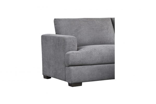 Avenue Corner Lounge Grey