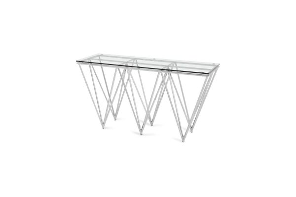 Tommy Sofa Table Steel