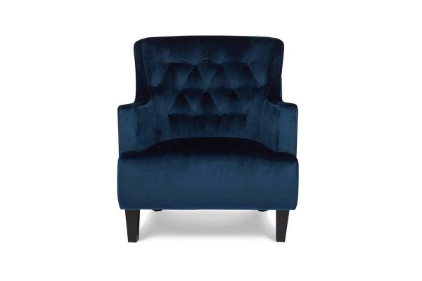 Elly Occasional Chair Bristol Blue