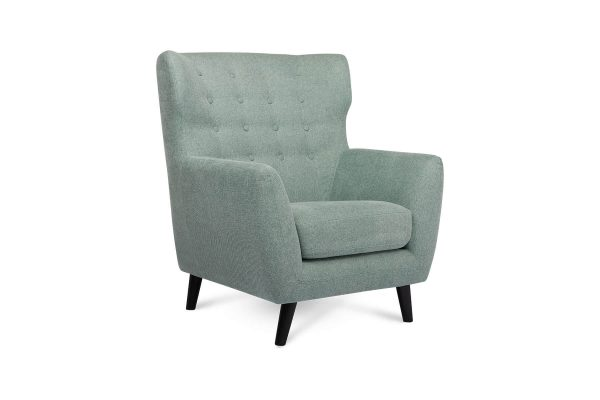 Heron Occasional Chair Midnight Jade