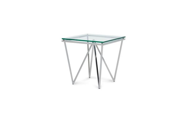Tommy Occasional Table Steel
