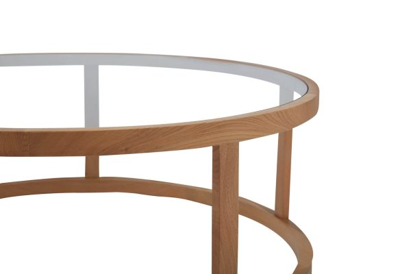 Halo Coffee Table Natural