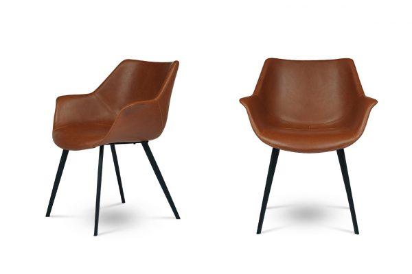 Doulton Dining Chair Set Tan