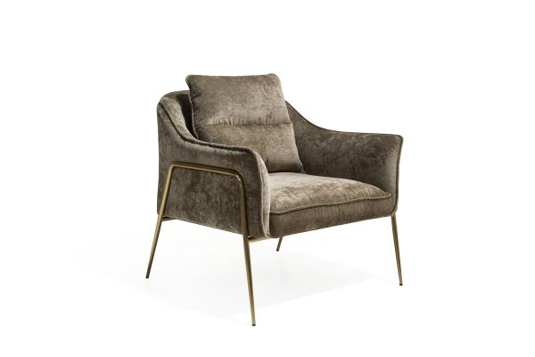 Torsion Occasional Chair Giselle