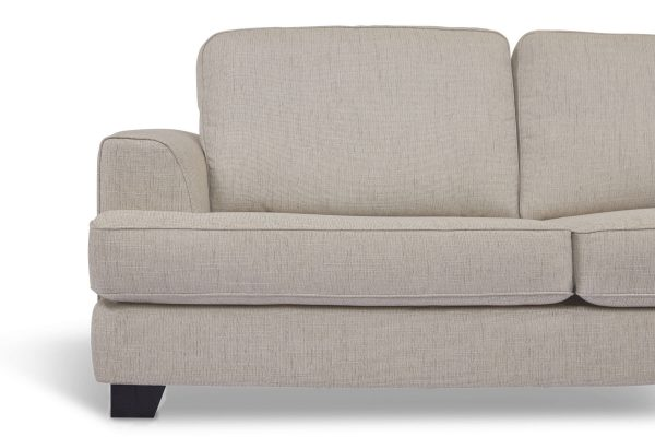 Chloe Milano Pumice 2.5 & 3 Seat Lounge Set
