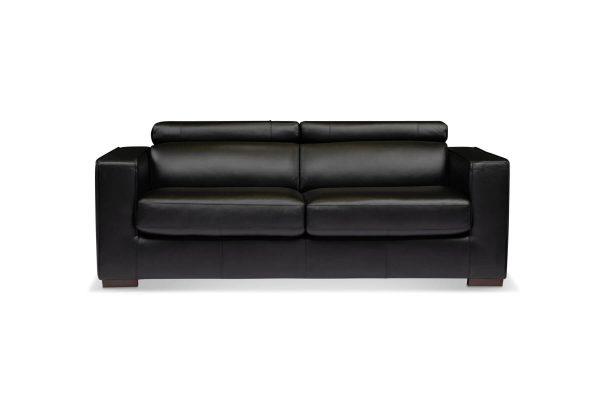 Bella 2.5 Seat Sofa Bed Leather
