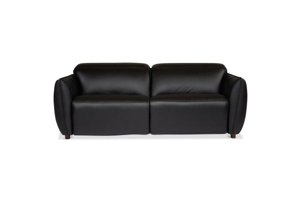 Emerson Leather 3 Seat Recliner Lounge