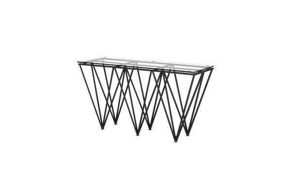 Tommy Sofa Table Black