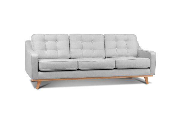 Carlton Blaze Frost 3.5 Seat Lounge