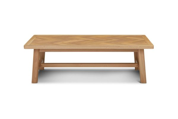 Taylor Herringbone Coffee Table
