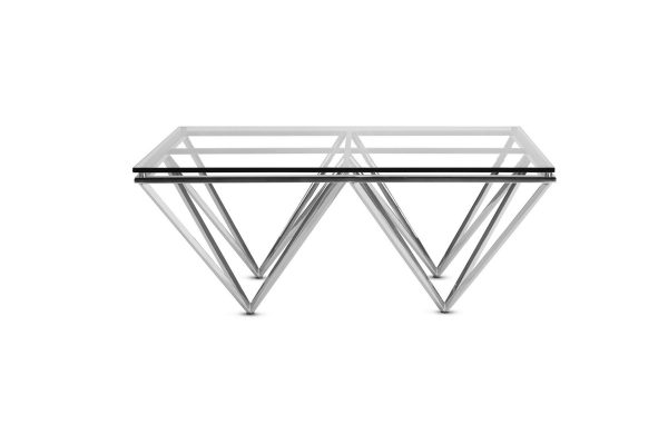 Tommy Coffee Table Steel